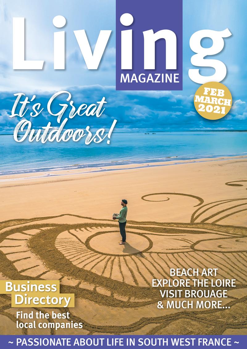 Living February Cover