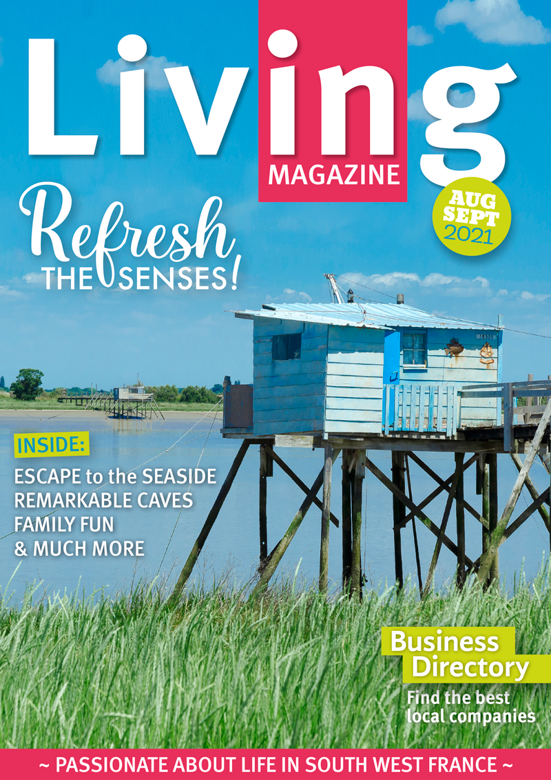 August 21 Front Cover